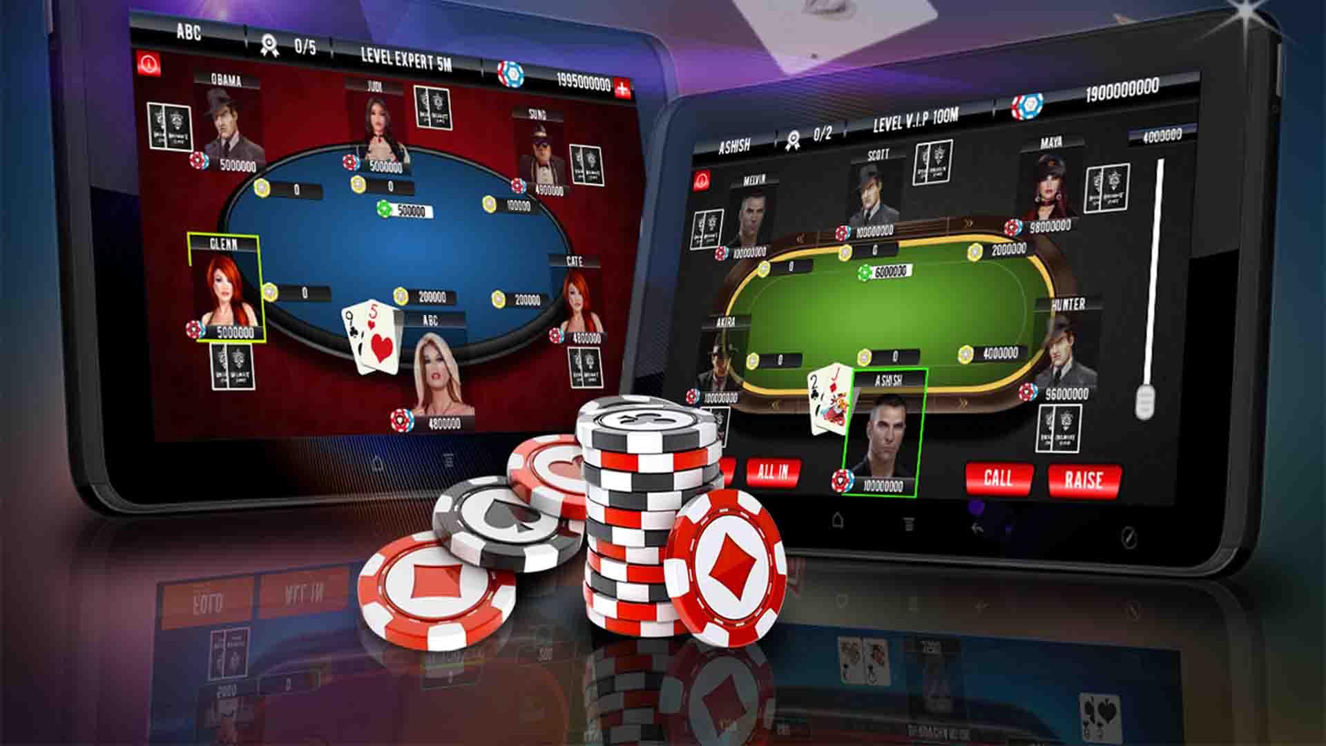 trik main judi poker